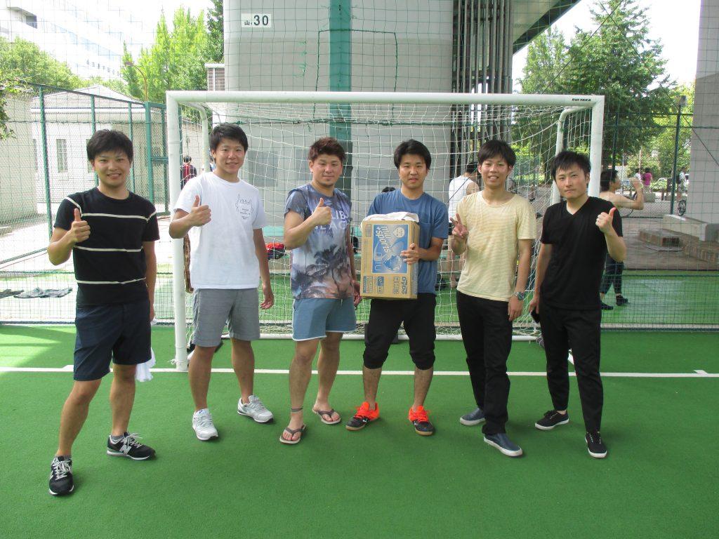 2017/08/06開催  月例CUP WMC