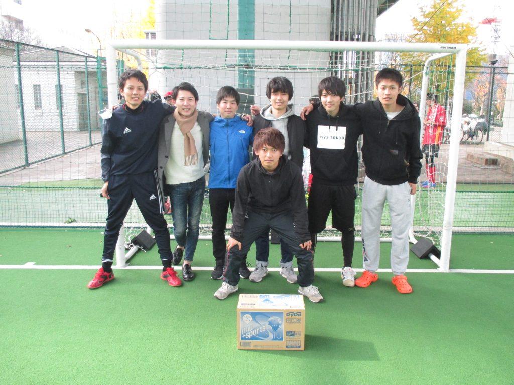 2017/12/10開催  月例CUP WMC
