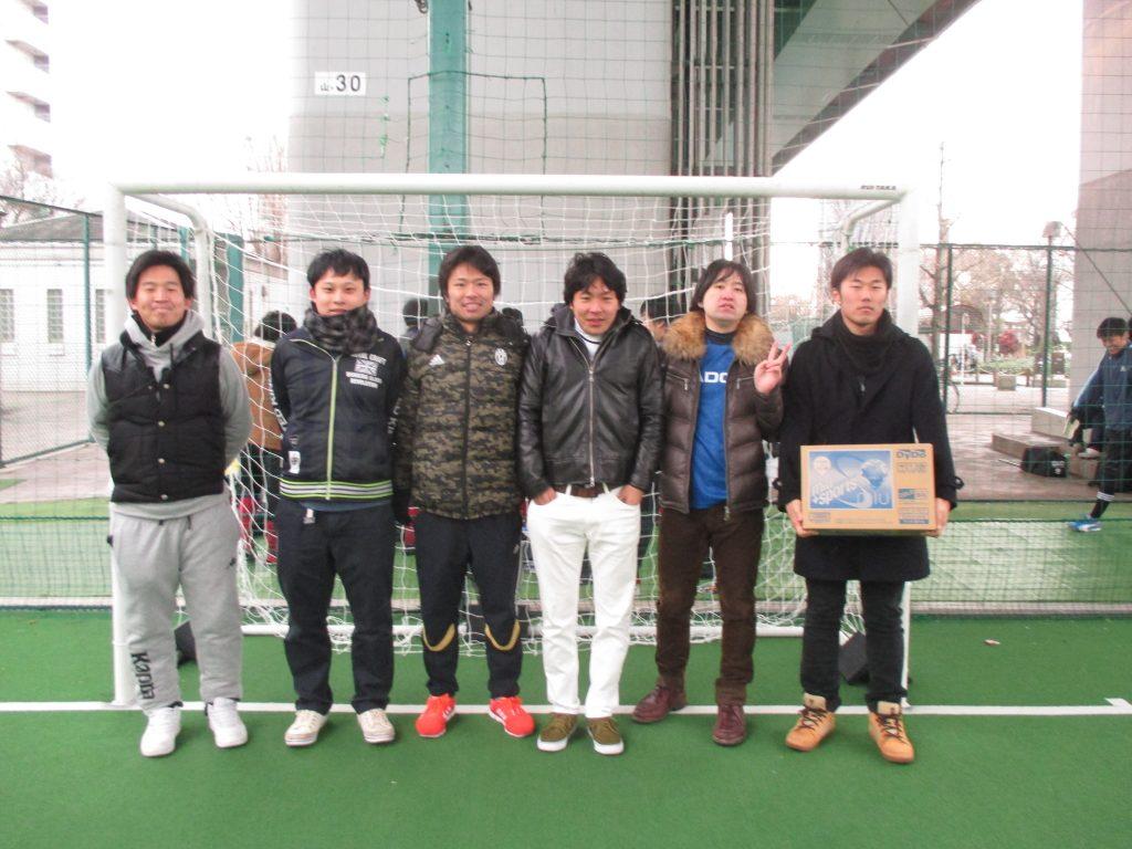 2017/02/11開催  1DAY CUP