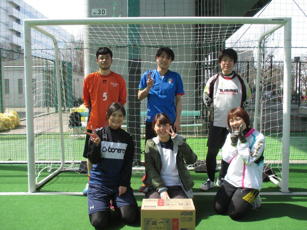 2017/03/12開催  MIX CUP